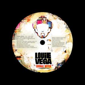 """Louie Vega Cosmic Witch Nervous 12"""" Vinyl"""
