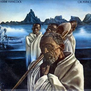 Herbie Hancock Crossings Warner Bros. Records LP Vinyl