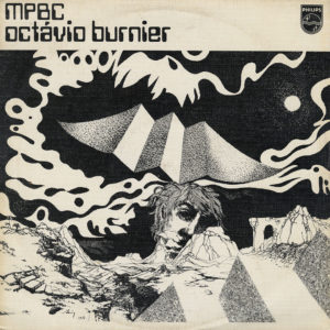Octavio Burnier Dança Infernal Philips LP Vinyl