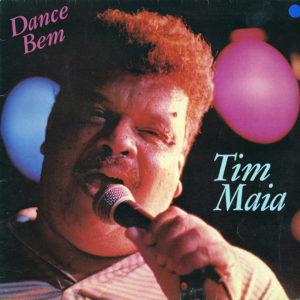 Tim Maia Dance Bem Vitoria Regia Discos LP Vinyl