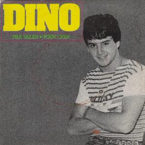"Dino Pra Valer / Pode Crer Mutalambô 7"" Vinyl"