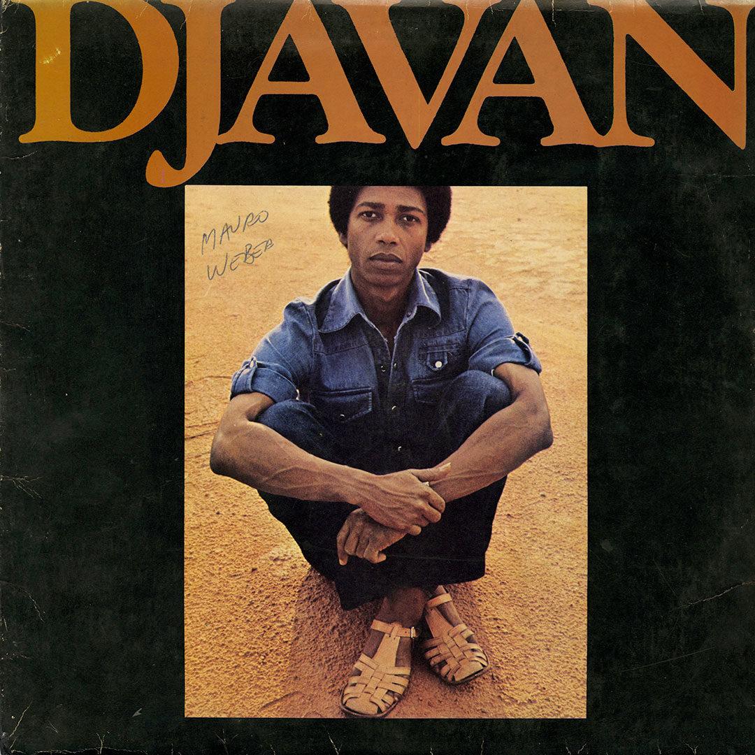 Djavan Djavan EMI LP Vinyl