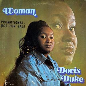 Doris Duke Woman Contempo, Scepter Records LP Vinyl