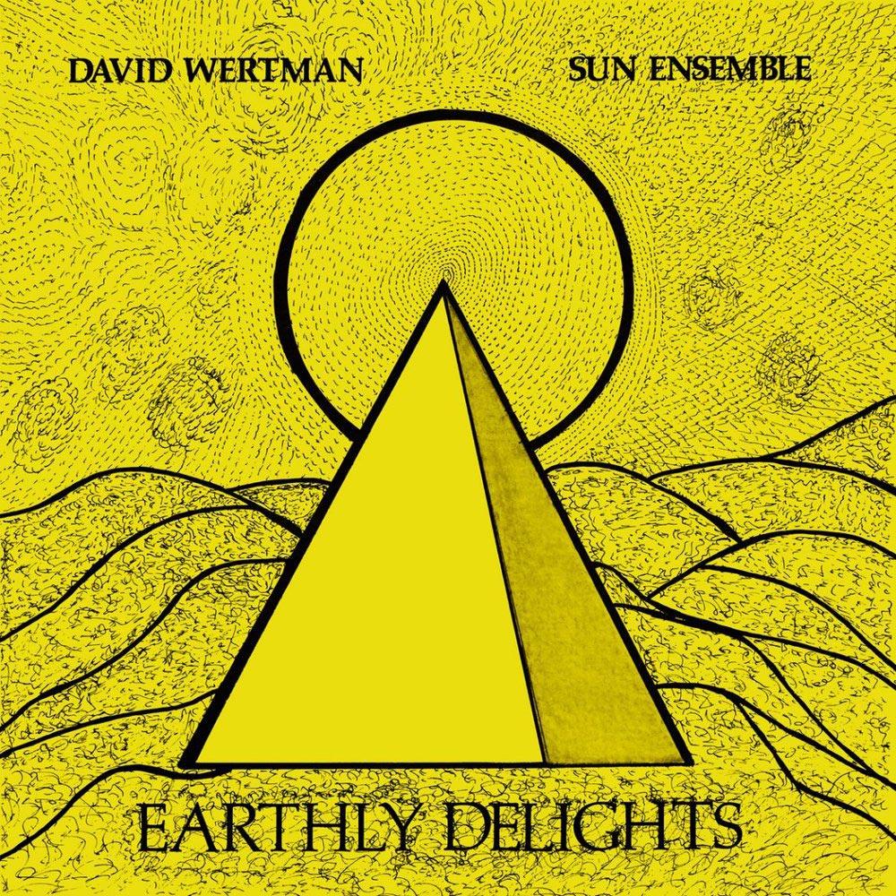 David Wertman, Sun Ensemble Earthly Delights BBE 2xLP, Reissue Vinyl