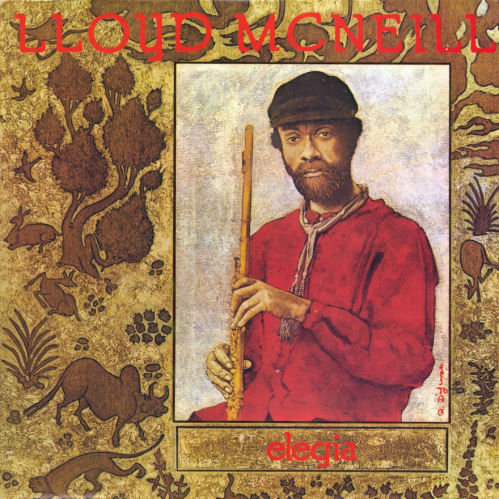 Lloyd McNeill Elegia Soul Jazz Records LP, Reissue Vinyl