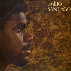 Emílio Santiago Emílio Santiago CID LP Vinyl