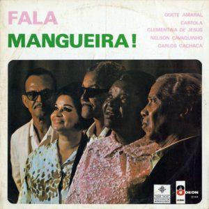 Various Fala Mangueira! Odeon LP, Reissue Vinyl