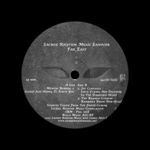 "Various Far East Sacred Rhythm Music 12"", Green Vinyl"
