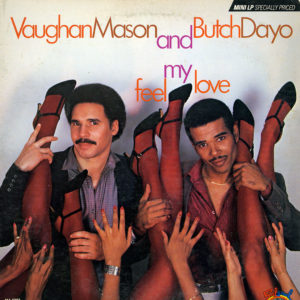 Butch Dayo, Vaughan Mason Feel My Love Salsoul Records Original Vinyl