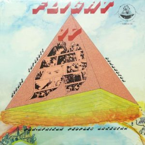 Horace Tapscott Flight 17 Outernational Sounds 2xLP, Reissue Vinyl
