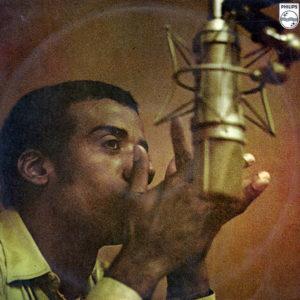 Jorge Ben Fôrça Bruta Philips LP, Mono Vinyl
