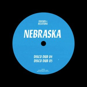 "Nebraska Disco Dubs (pt. 2) Friends & Relations 12"" Vinyl"