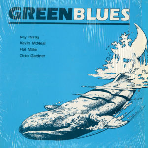 Various Green Blues Cotton Hill Records LP Vinyl