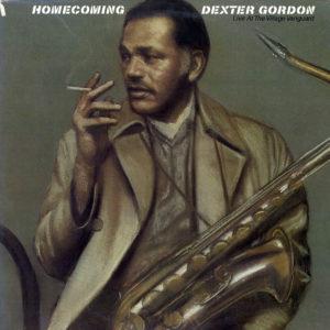 Dexter Gordon Homecoming Columbia LP Vinyl