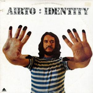 Airto Identity Arista Records LP Vinyl