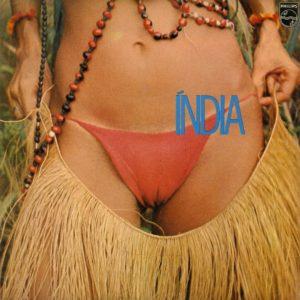 Gal Costa Índia Philips LP Vinyl