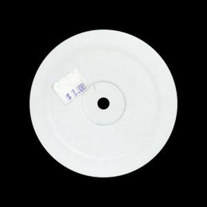 """Moodymann J.A.N. KDJ 12"""", White Label Vinyl"""