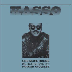 """Kasso One More Round Best Record 12"""", Reissue Vinyl"""