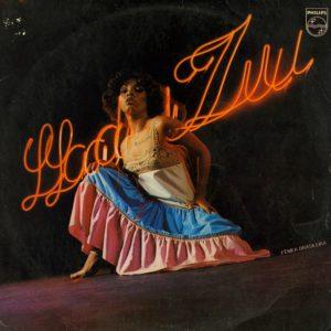 Lady Zu Fêmea Brasileira Philips LP Vinyl