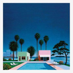 Various Pacific Breeze Light In The Attic 2xLP, Compilation, Repress Vinyl