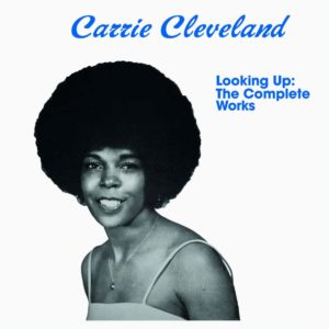 Carrie Cleveland Looking Up Kalita Records 2xLP, Reissue Vinyl