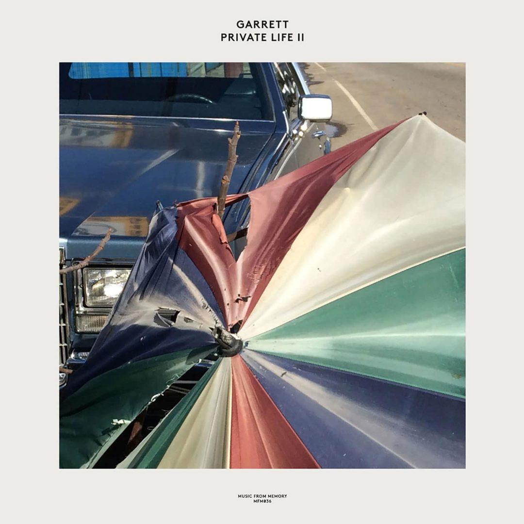 Garrett Private Life II Music From Memory LP Vinyl