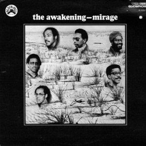 The Awakening Mirage Black Jazz Records Original Vinyl
