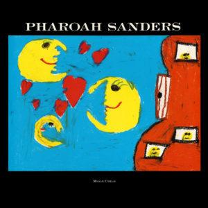 Pharoah Sanders Moon Child Tidal Waves Music LP, Reissue Vinyl