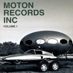 "Various Moton Records Inc, Vol. 1 Moton Records 12"" Vinyl"