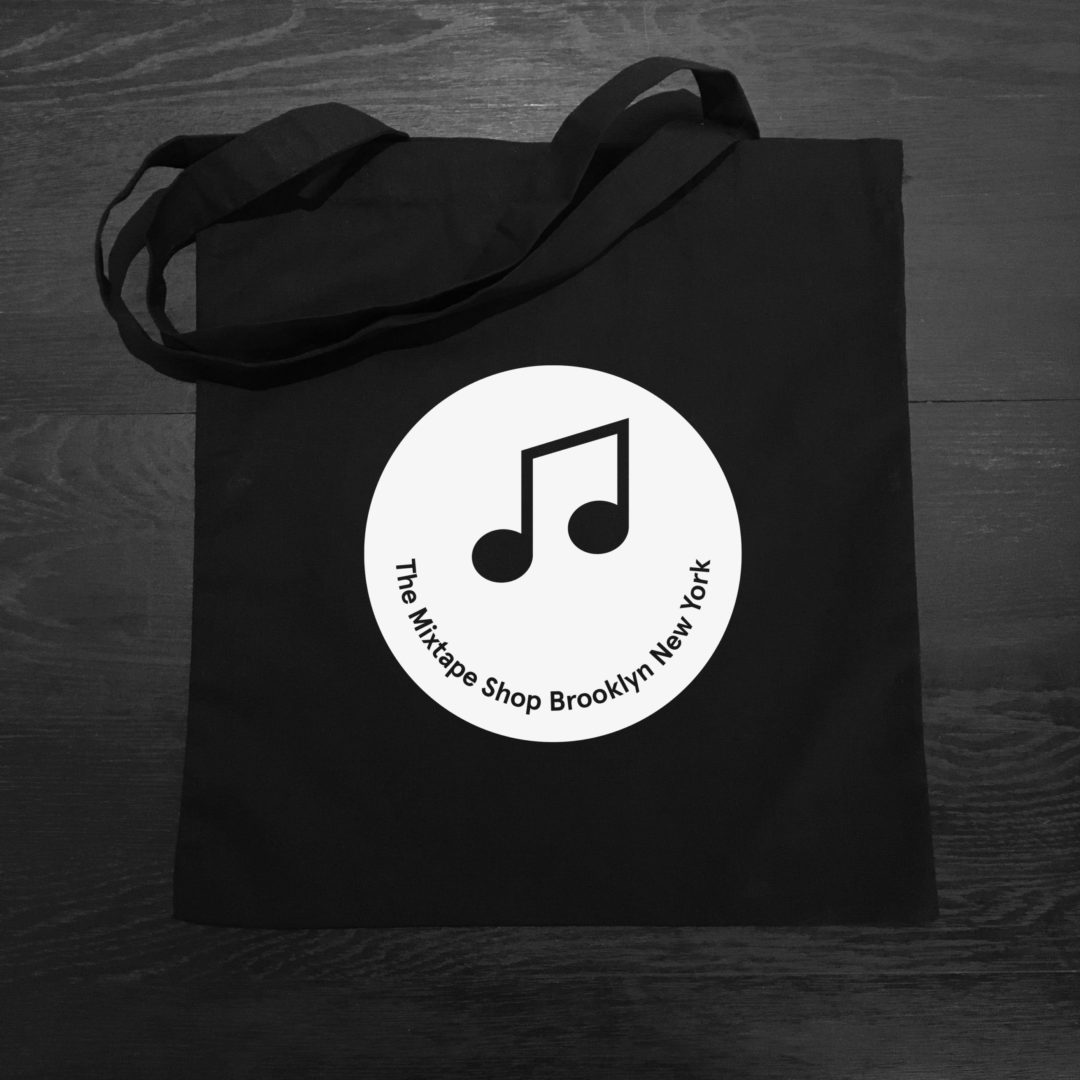 The Mixtape Shop Music Makes Me Happy Tote Not On Label Merchandise Vinyl