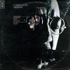 Charles Lloyd Nirvana Columbia LP Vinyl