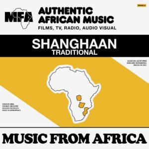 Shanghaan, Sotho Chant Music From Africa, Vol. 2 Nyami Nyami Records LP, Reissue Vinyl