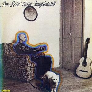Don Beto Nossa Imaginação Som Livre LP Vinyl
