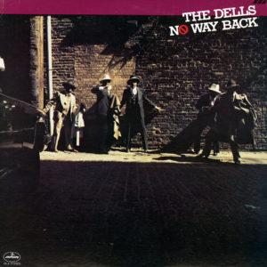 The Dells No Way Back Mercury LP Vinyl