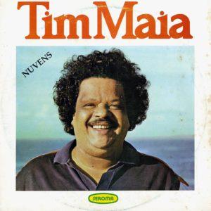 Tim Maia Nuvens Seroma LP Vinyl