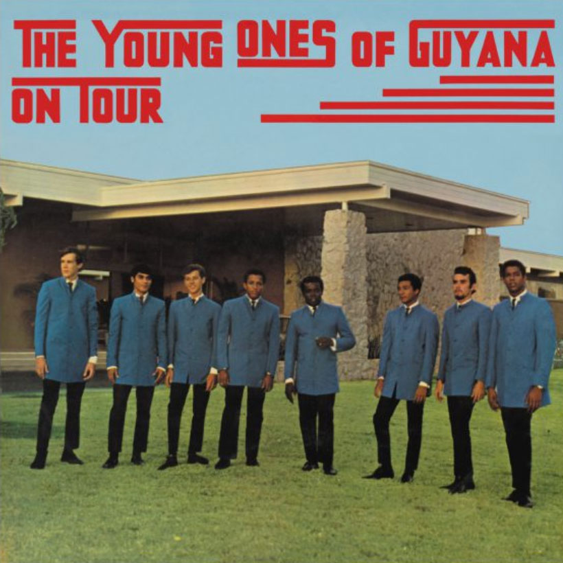 The Young Ones Of Guyana On Tour / Reunion BBE 2xLP Vinyl