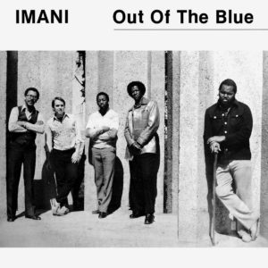 """Imani Out Of The Blue Mad About Records 12"""", Reissue Vinyl"""