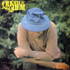 João Donato Quem É Quem Odeon LP, Reissue Vinyl