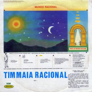 Tim Maia Racional, Vol. 1 Seroma LP Vinyl