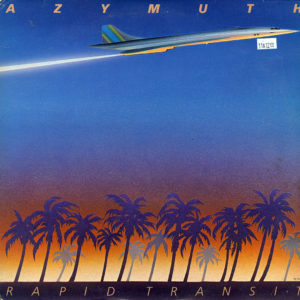 Azymuth Rapid Transit Milestone LP Vinyl