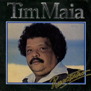 Tim Maia Reencontro Odeon LP Vinyl