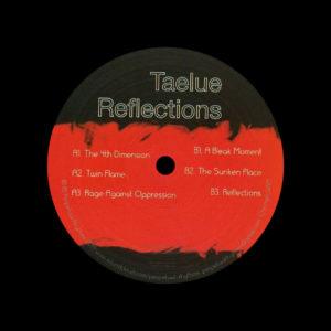 Taelue Reflections Perpetual Rhythms LP Vinyl