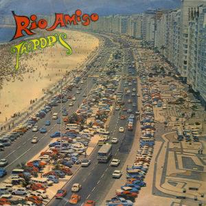The Pop's Rio Amigo Equipe LP Vinyl