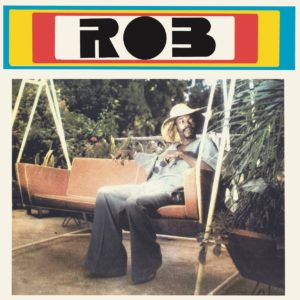 Rob Rob Mr Bongo LP, Reissue Vinyl