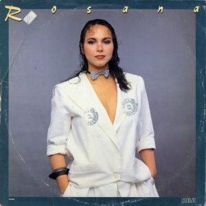 Rosana Rosana RCA Victor LP Vinyl