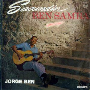 Jorge Ben Sacundin Ben Samba Philips LP, Original Vinyl