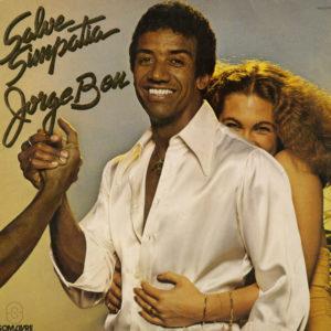 Jorge Ben Salve Simpatia Som Livre LP Vinyl