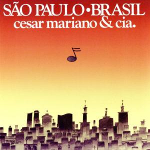 Cesar Mariano & Cia São Paulo Brasil Mr Bongo LP, Reissue Vinyl