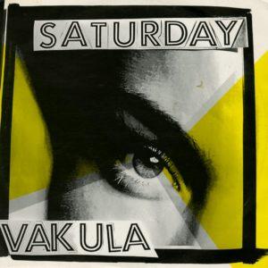 """Vakula Saturday 3rd Strike Records 12"""" Vinyl"""