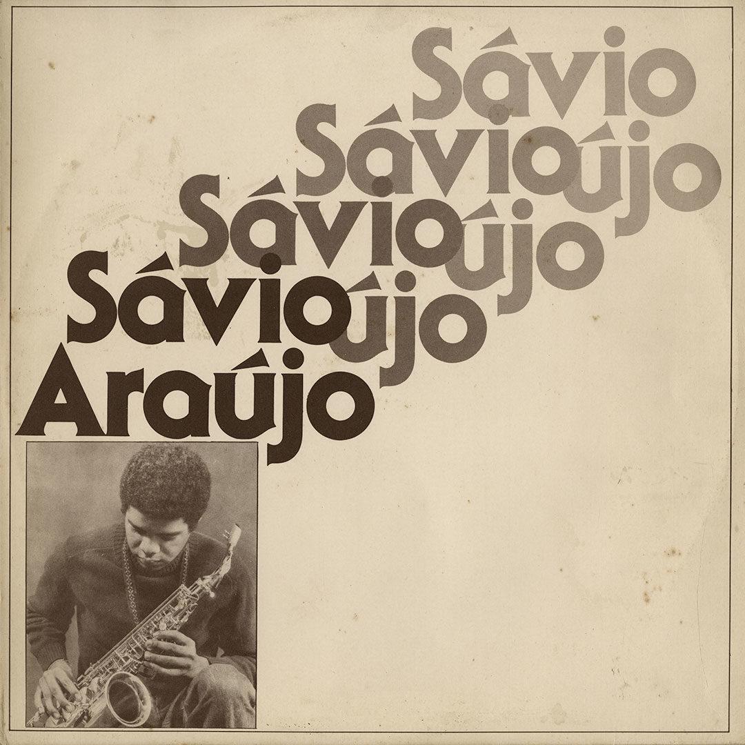 Sávio Araújo Sávio Araújo Not On Label LP Vinyl